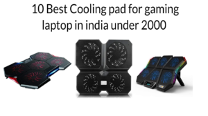 10 best cooling pad for gaming laptop India under 2000