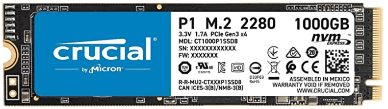 How much SSD need for the Laptop or Pc