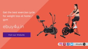 10 best exercise cycle for weight loss in India