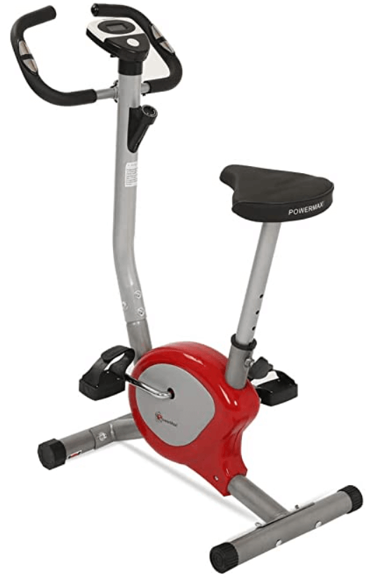 Powermax Fitness BU-200 for Home Gym Exercise Cycle
